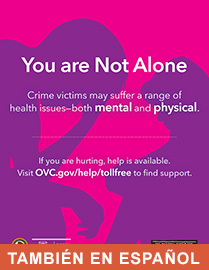 Office For Victims Of Crime Poster Gallery